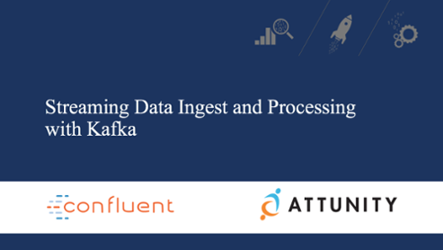 Stream Ingest and Processing with Kafka