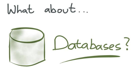 Unix philosophy databases
