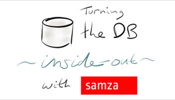 turning the DB inside-out
