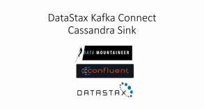 DataStax Kafka Connect Cassandra Sink Demo - 5:51
