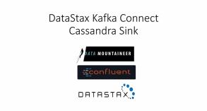 DataStax Kafka Connect Cassandra Sink Demo - 5:51