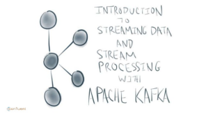 Introduction to Streaming Data and Stream Processing with Apache Kafka  - 1 out of 6
