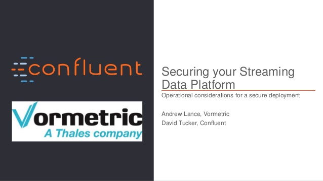 Secure Your Data-at-Rest with Apache Kafka