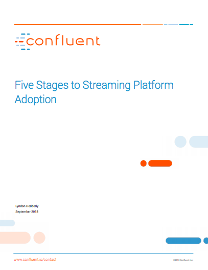Fives Stages to Streaming Platform Adoption
