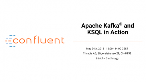 Apache Kafka<sup>®</sup> and KSQL in Action