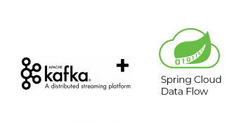 Apache Kafka + Spring Cloud Data Flow