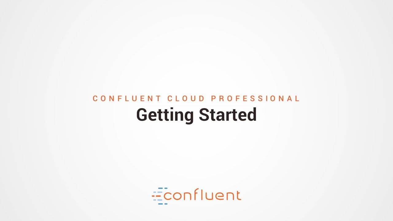 Demo: Confluent Cloud Professional | Getting Started
