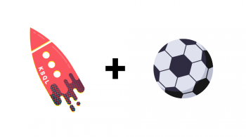 KSQL + Football