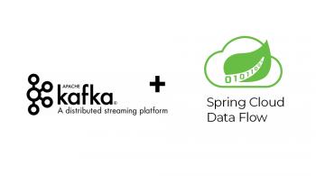 Apache Kafka + Spring Cloud Data Flow