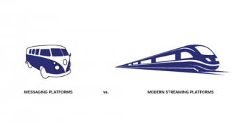 Messaging Platforms vs. Modern Streaming Platforms