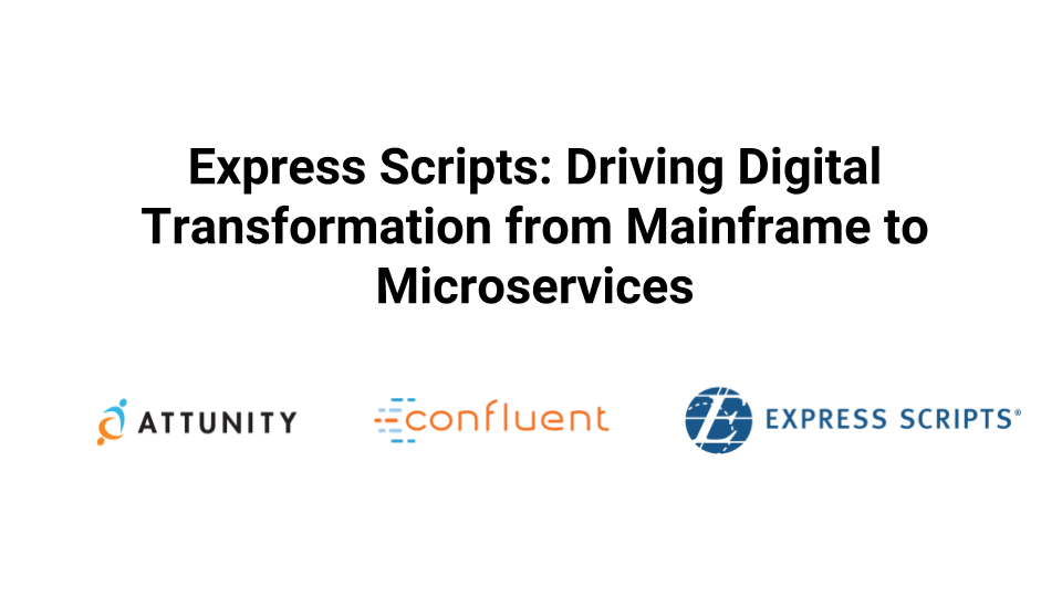 Express Scripts: Driving Digital Transformation from Mainframe to Microservices