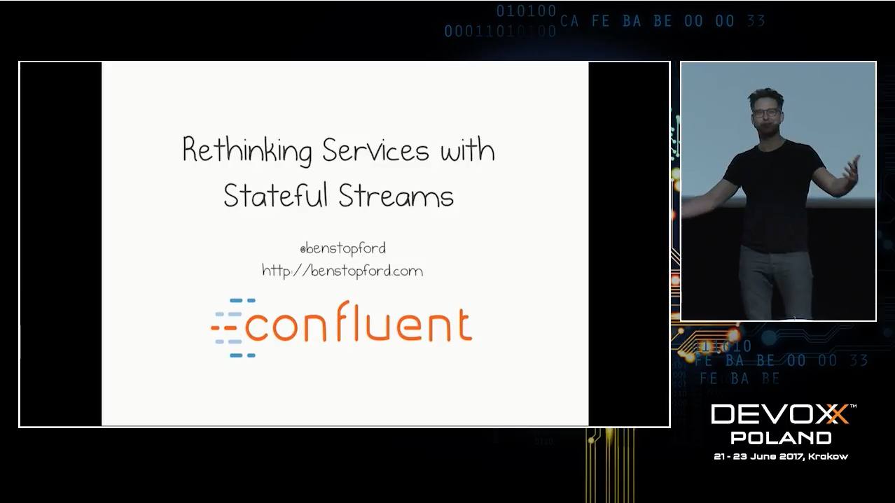 Rethinking Microservices with Stateful Streams