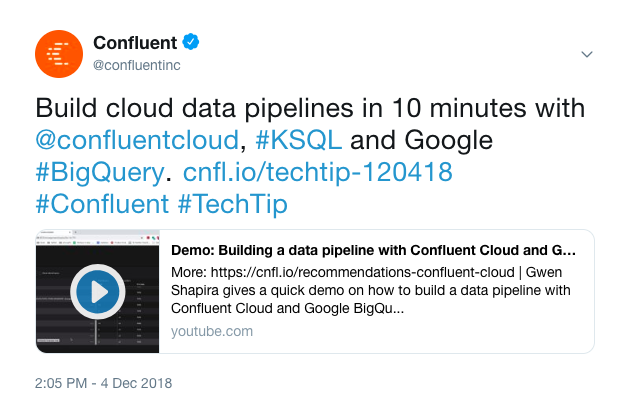 12 Days of Tech Tips | Confluent