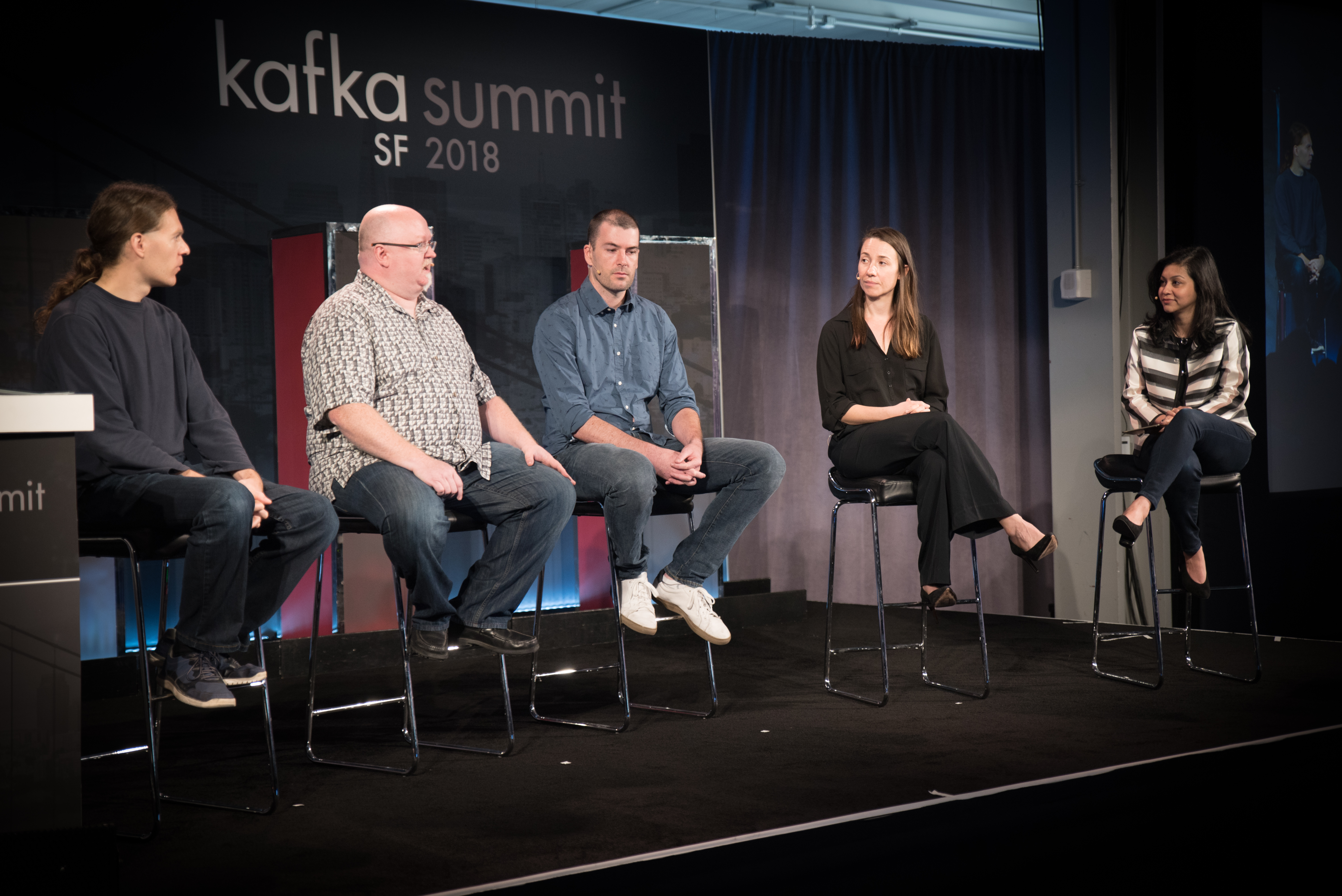 Stream of Consciousness: Panel of Industry Leaders Discuss Kafka at Kafka Summit SF