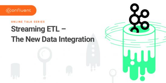 Streaming ETL &#8211; The</br>New Data Integration