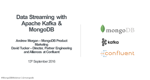 Data Streaming with Apache Kafka & MongoDB