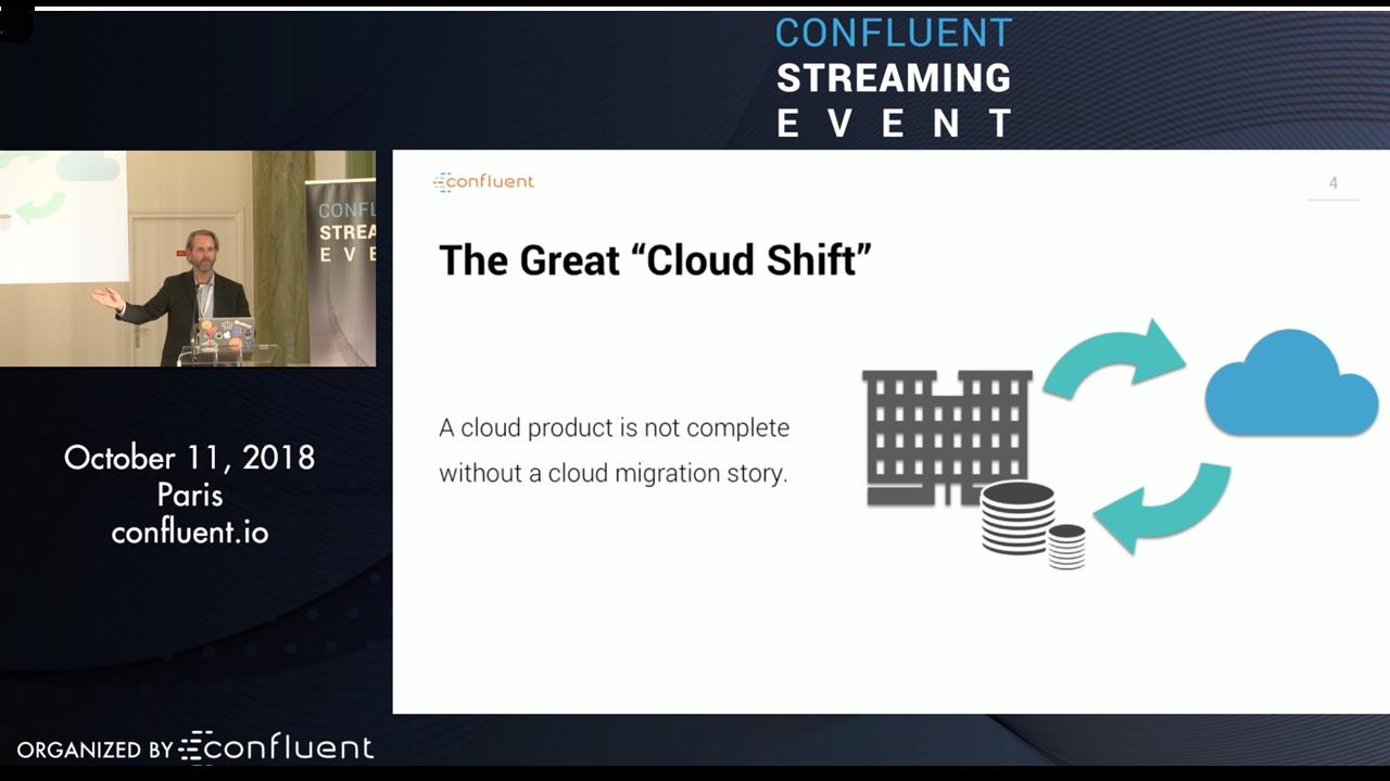 Confluent Cloud: Agility for the modern data-driven enterprise (Hans Jespersen, Confluent) | Confluent Streaming Event, Paris 2018